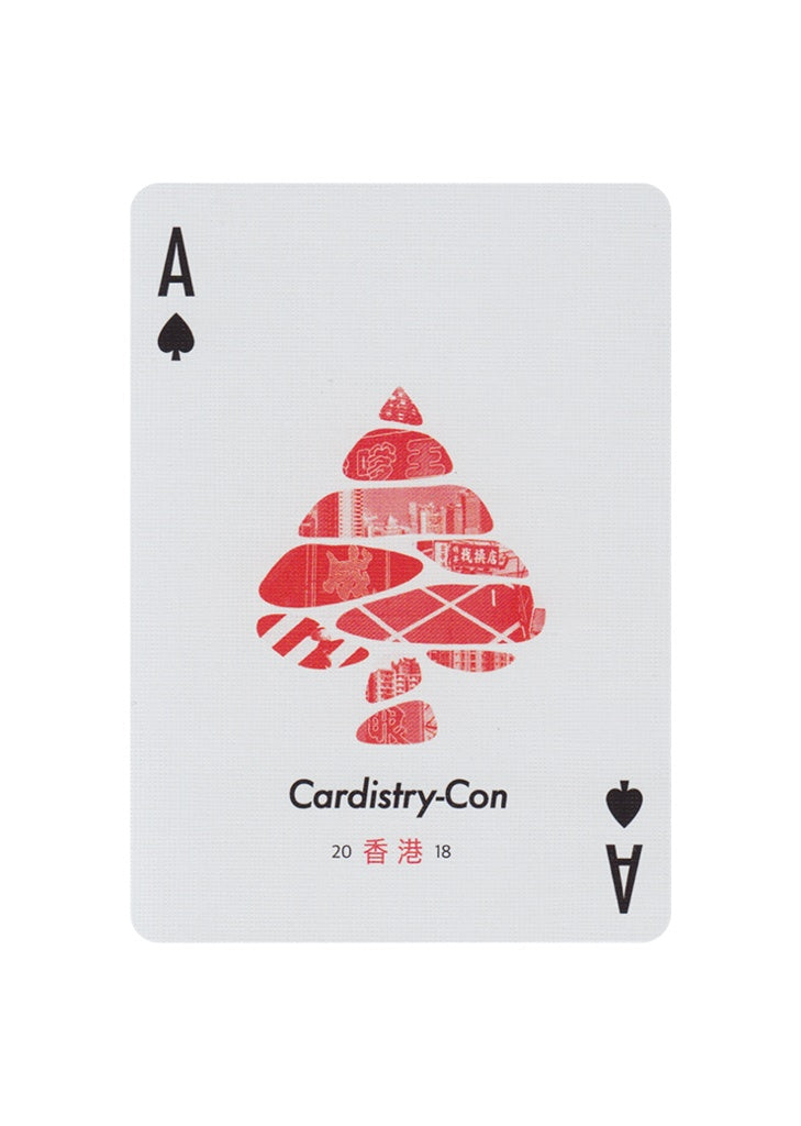 Cardistry-Con 2018 Playing Cards by Art of Play