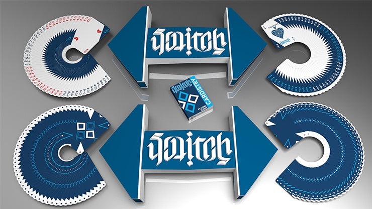 Cardistry Switch Playing Cards by De'vo