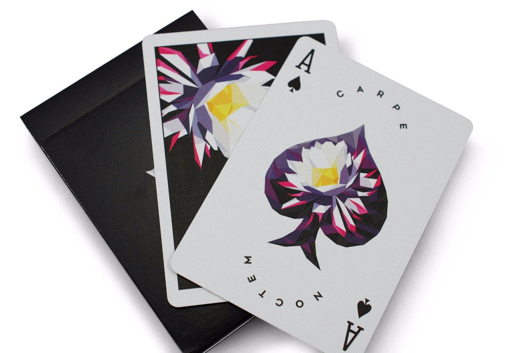 Carpe Noctem Playing Cards by Ellusionist
