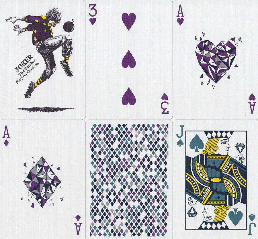 Casino Royale: Mystic Edition Playing Cards by Bomb Magic