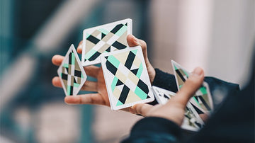 Casual V2 Playing Cards by US Playing Card Co.