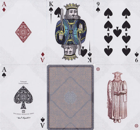 Chancellor Playing Cards - RarePlayingCards.com - 1
