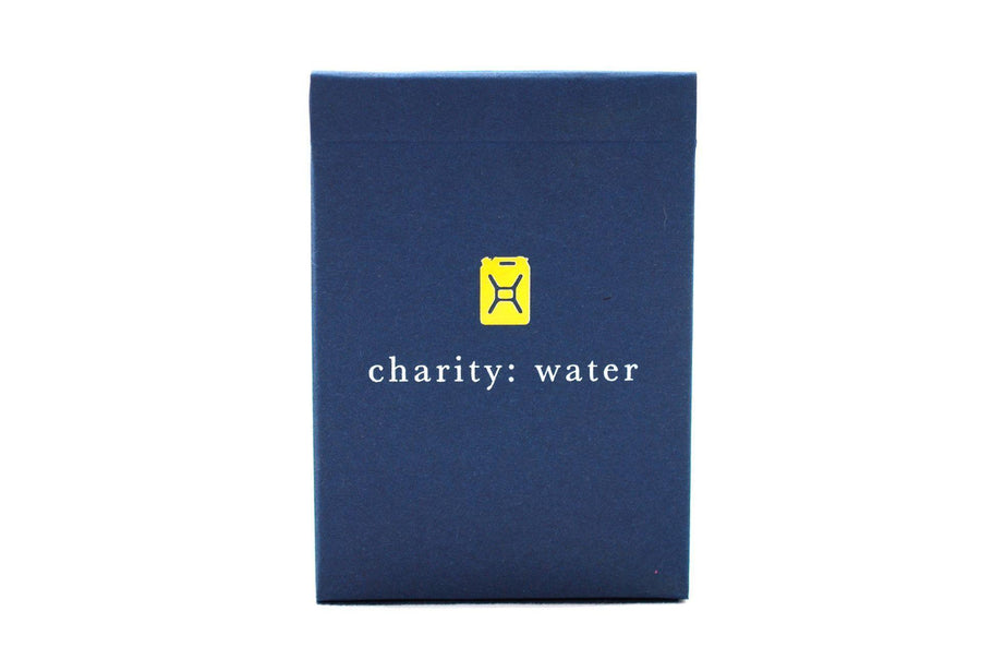 Charity: Water Playing Cards by Theory11
