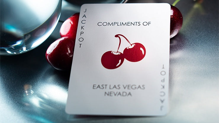 Cherry Casino: Reno Red Playing Cards by Pure Imagination Projects