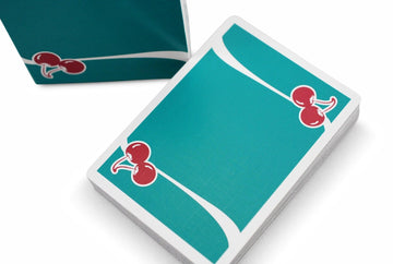 Cherry V3 Playing Cards by Pure Imagination Projects