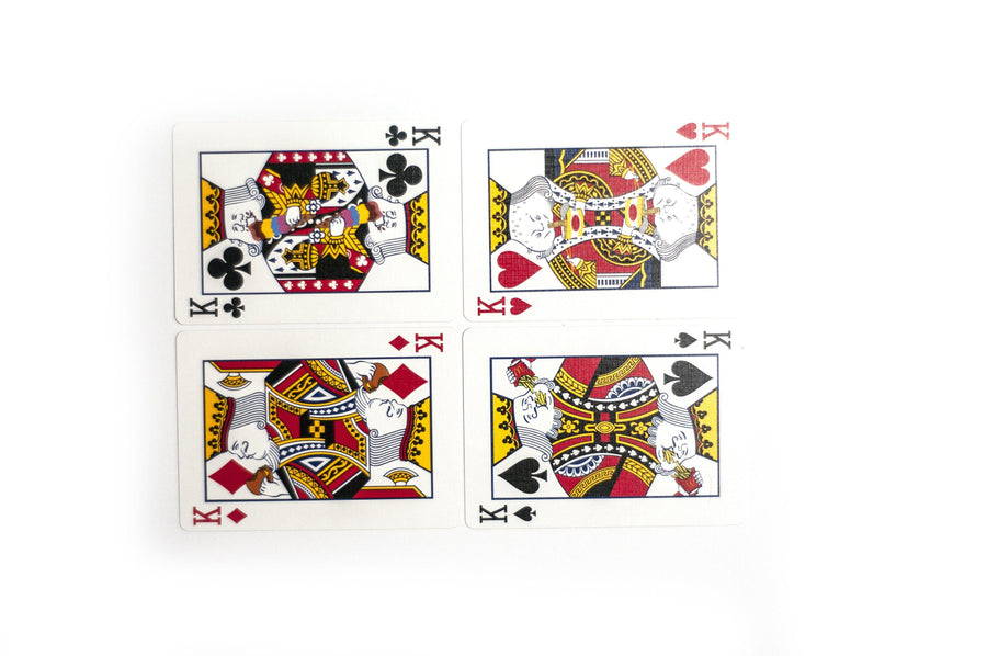 Chicken Nugget: White Playing Cards by HCPC