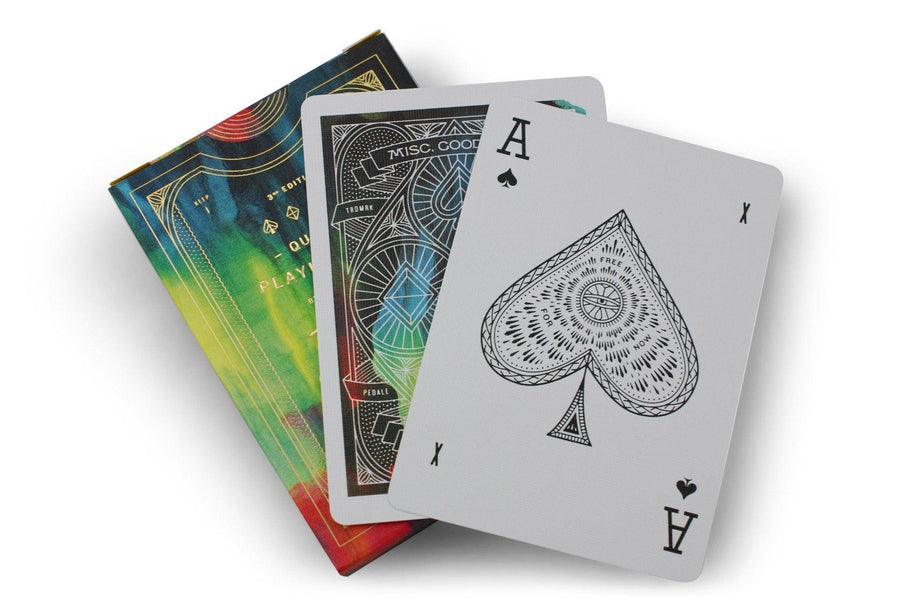 Cina Playing Cards by Misc. Goods Co.