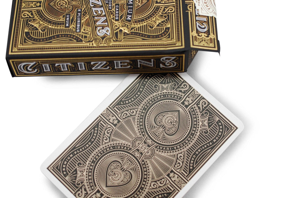 Citizens Playing Cards - RarePlayingCards.com - 6