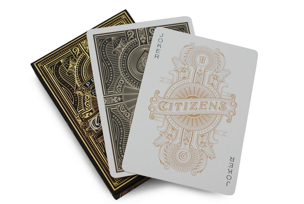 Citizens Playing Cards - RarePlayingCards.com - 8