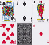Classic Black Playing Cards - RarePlayingCards.com - 8