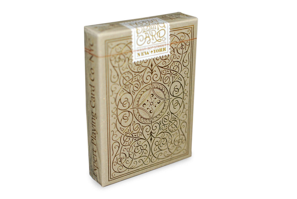 Classic Gold Playing Cards by Legends Playing Card Co.
