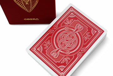 COBRA Playing Cards by Cartamundi
