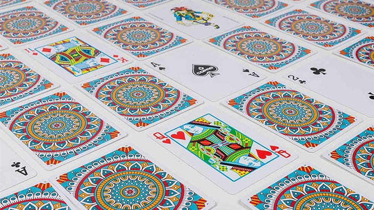 Copag Neo Series (Mandala) Playing Cards by Copag