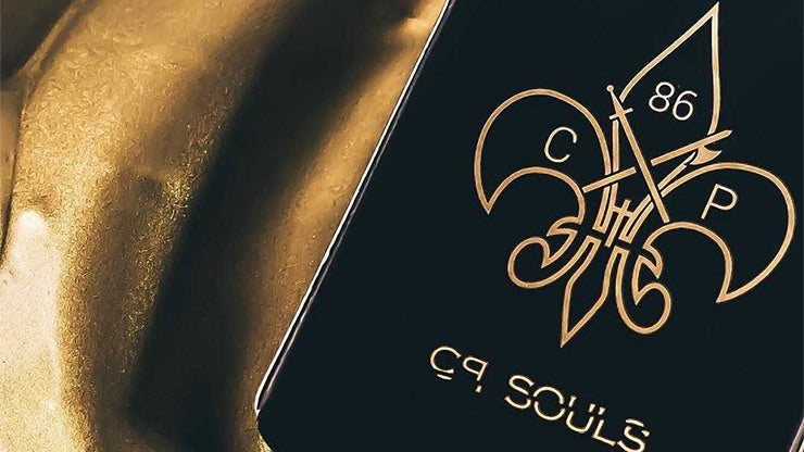 Cristian Pestritu's Soul Playing Cards by Bomb Magic