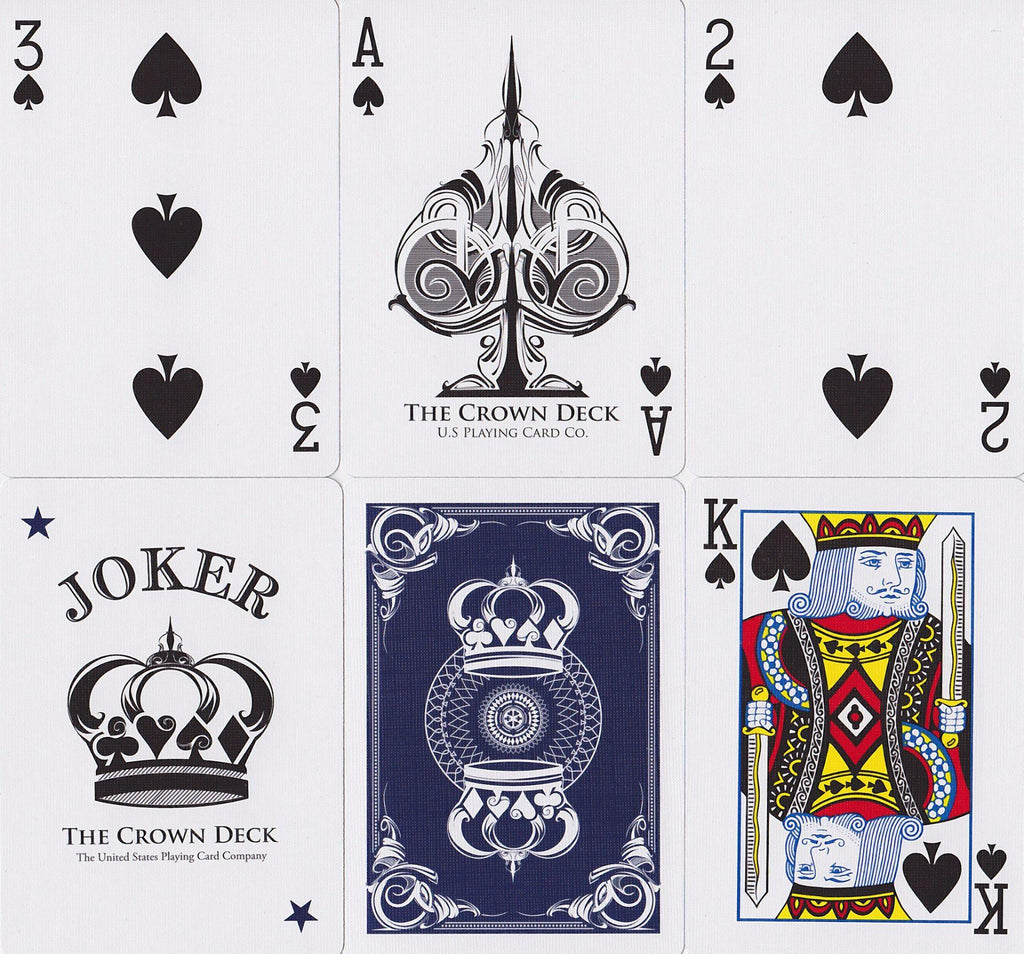Crown Playing Cards - RarePlayingCards.com - 10