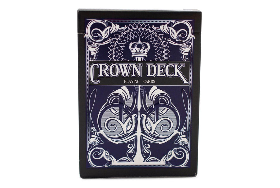 Crown Playing Cards by The Blue Crown