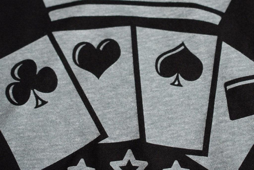RPC Official T-Shirt Playing Cards by RarePlayingCards.com