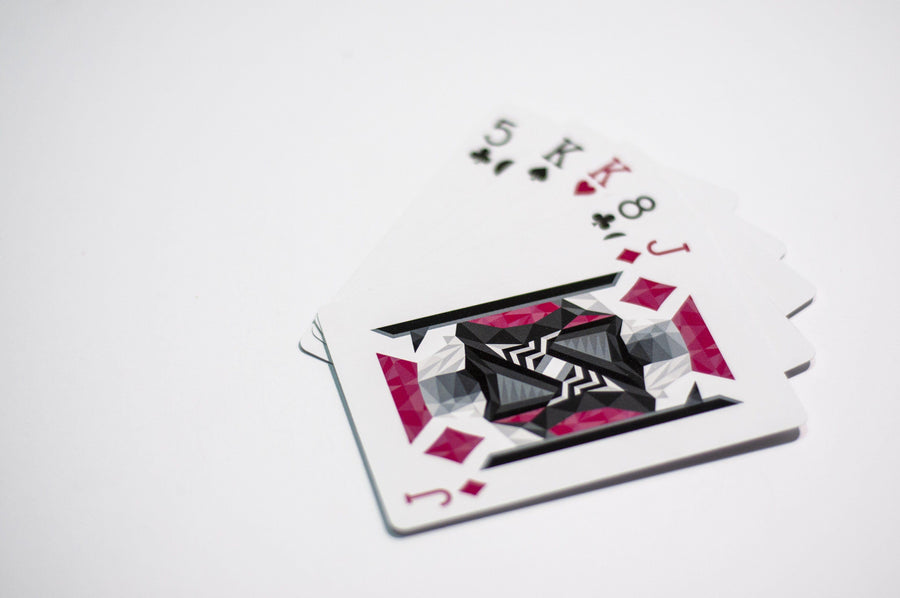Crystal Cobra Playing Cards by TCC Playing Card Co.