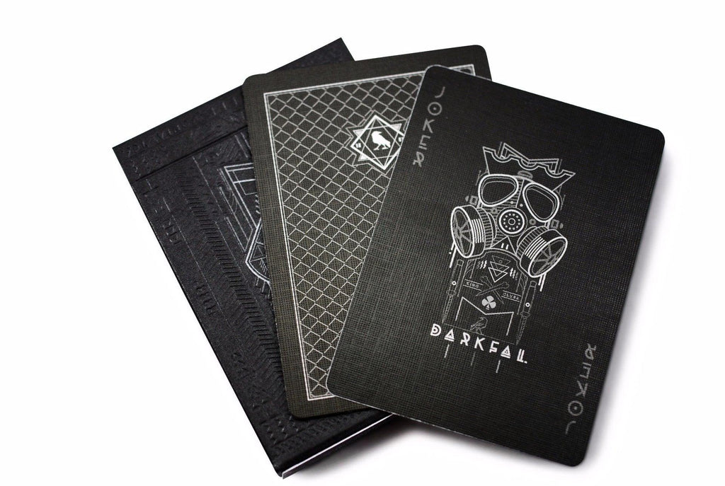 Darkfall Playing Cards - RarePlayingCards.com - 8