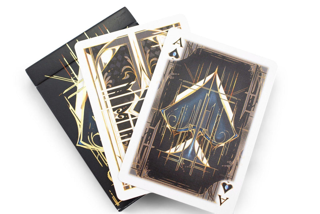 De'Vo Card Masters Playing Cards - RarePlayingCards.com - 9