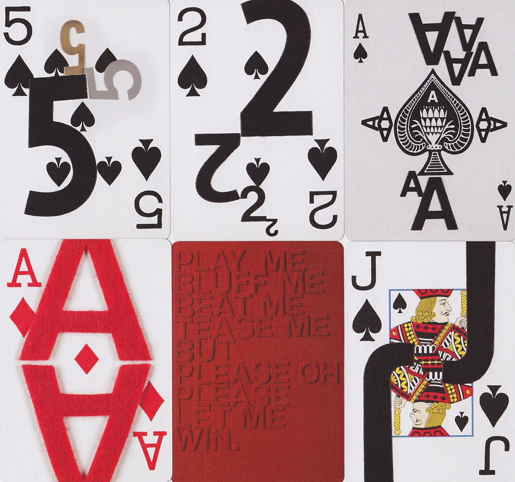 Debbie Millman Playing Cards - RarePlayingCards.com - 8