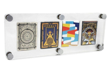 Deck Display Case Playing Cards by RarePlayingCards.com