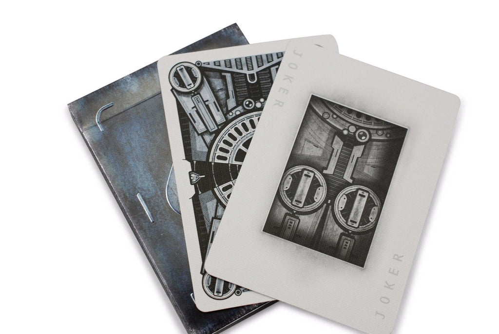 DeckONE Playing Cards - RarePlayingCards.com - 6