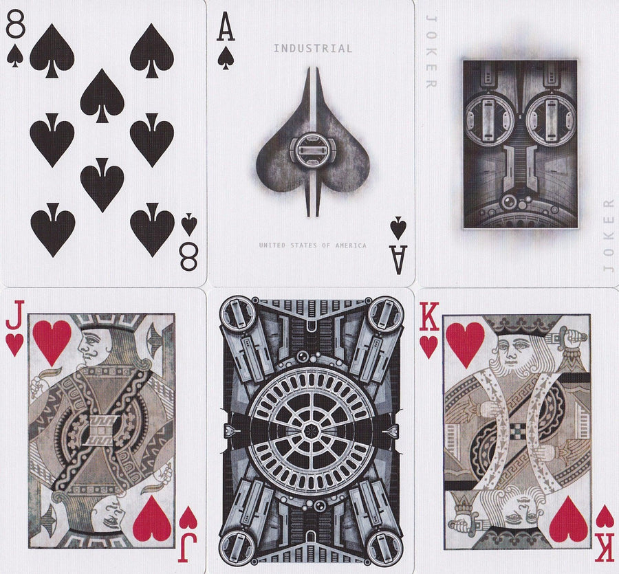 Deck One Playing Cards by Theory11