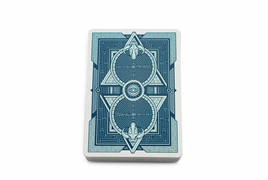 Dedalo Alpha Playing Cards by Thirdway Industries