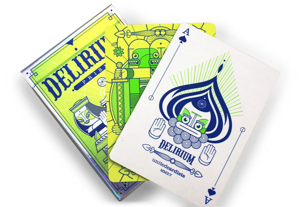 Delirium: Prism Playing Cards by Thirdway Industries