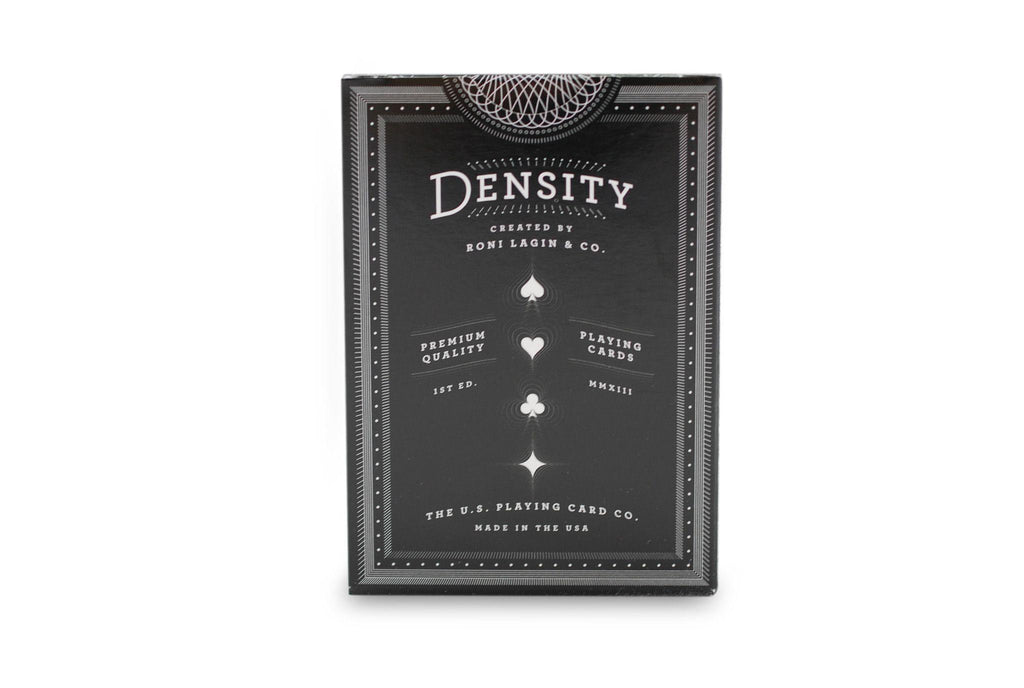 Density Playing Cards - RarePlayingCards.com - 3