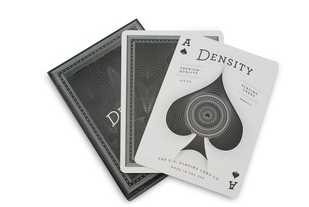 Density Playing Cards - RarePlayingCards.com - 8