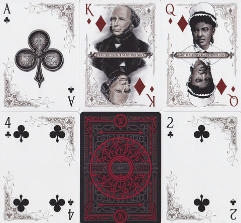 Devastation: Limited Edition Playing Cards