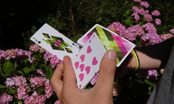 Diamon No.8 Playing Cards by The Dutch Card House Company