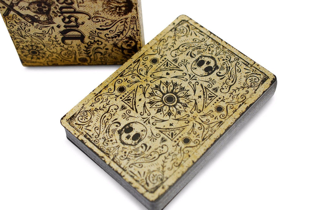 Disparos Tequila Playing Cards - RarePlayingCards.com - 1