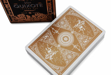 Don Quixote Vol. 1 Playing Cards by Legends Playing Card Co.