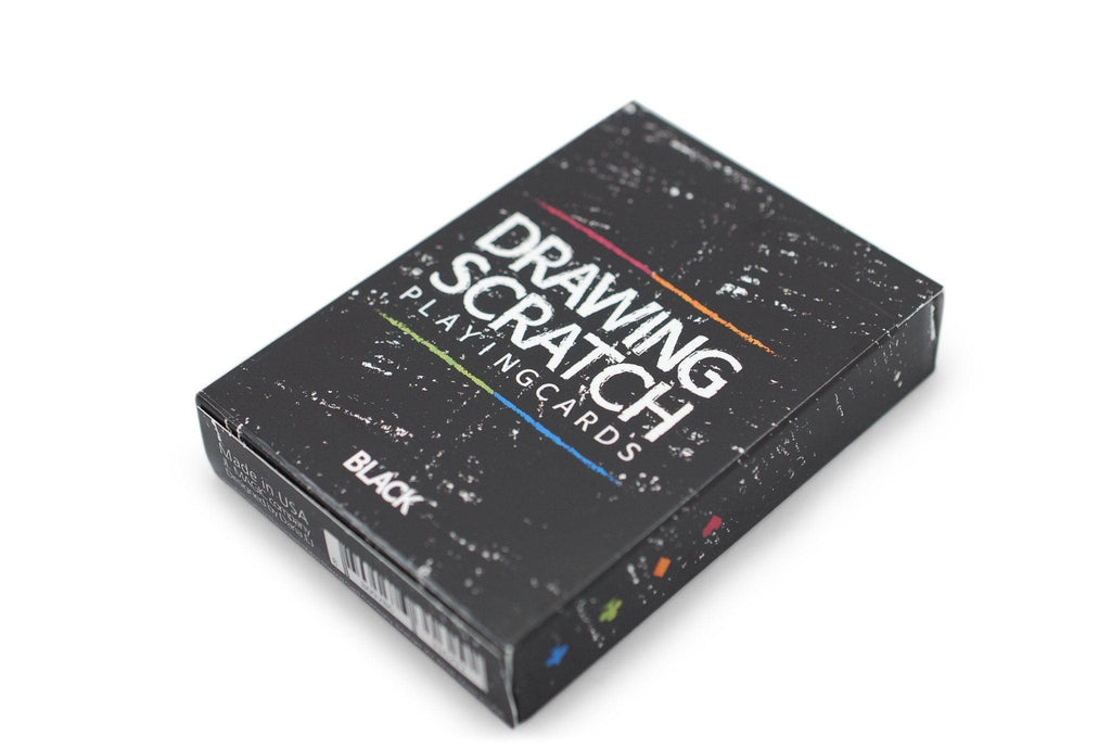 Drawing Scratch Playing Cards - RarePlayingCards.com - 3