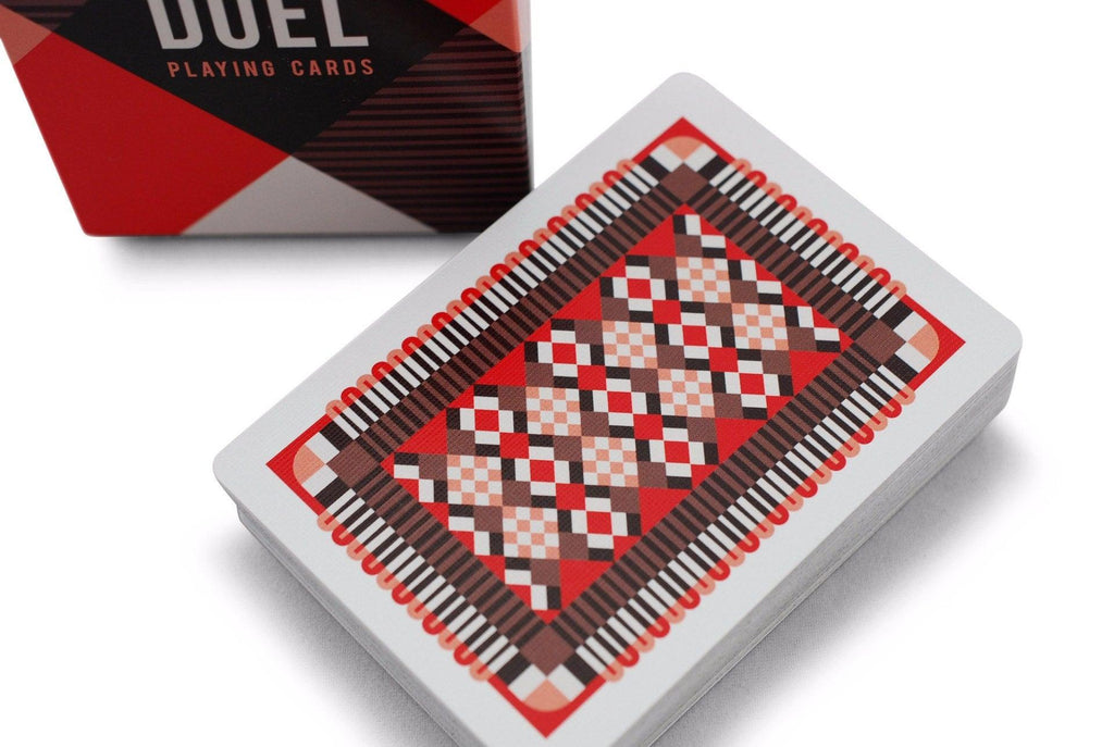 Duel Playing Cards - RarePlayingCards.com - 1