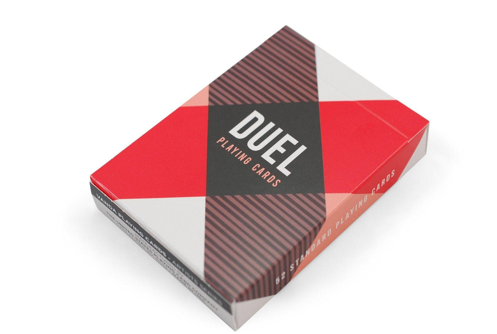 Duel Playing Cards by Vanda