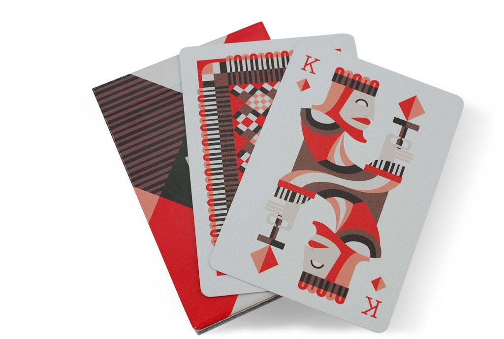Duel Playing Cards - RarePlayingCards.com - 7
