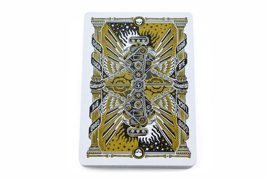 Dystopia Playing Cards by US Playing Card Co.