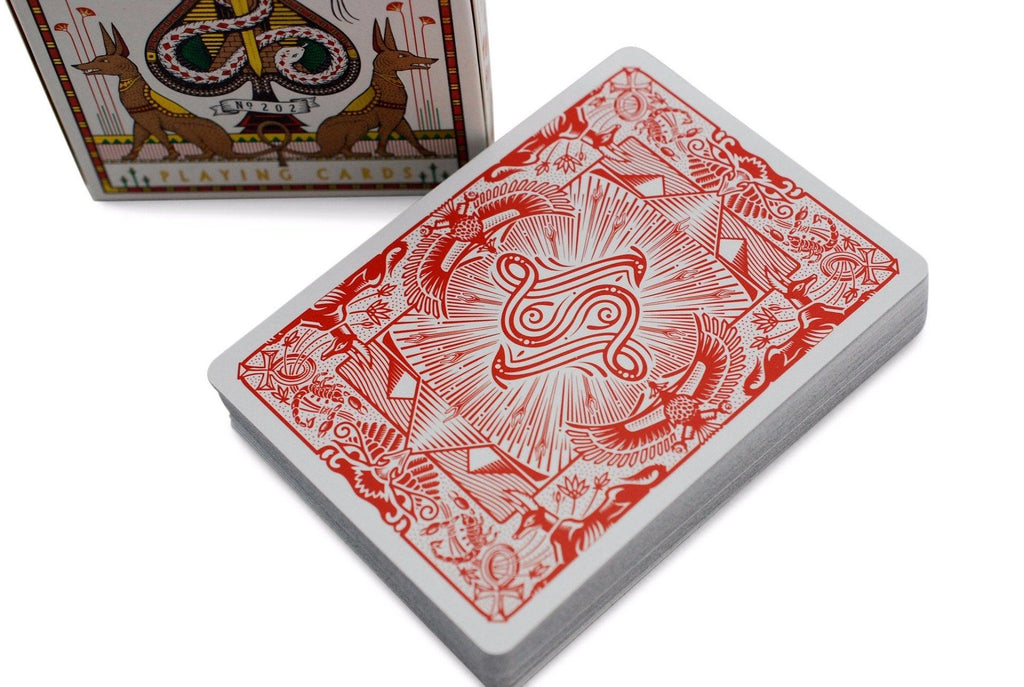 Ask Alexander Playing Cards Limited Edition by Conjuring Arts