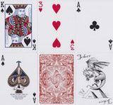 Egyptian Legends Playing Cards - RarePlayingCards.com - 9