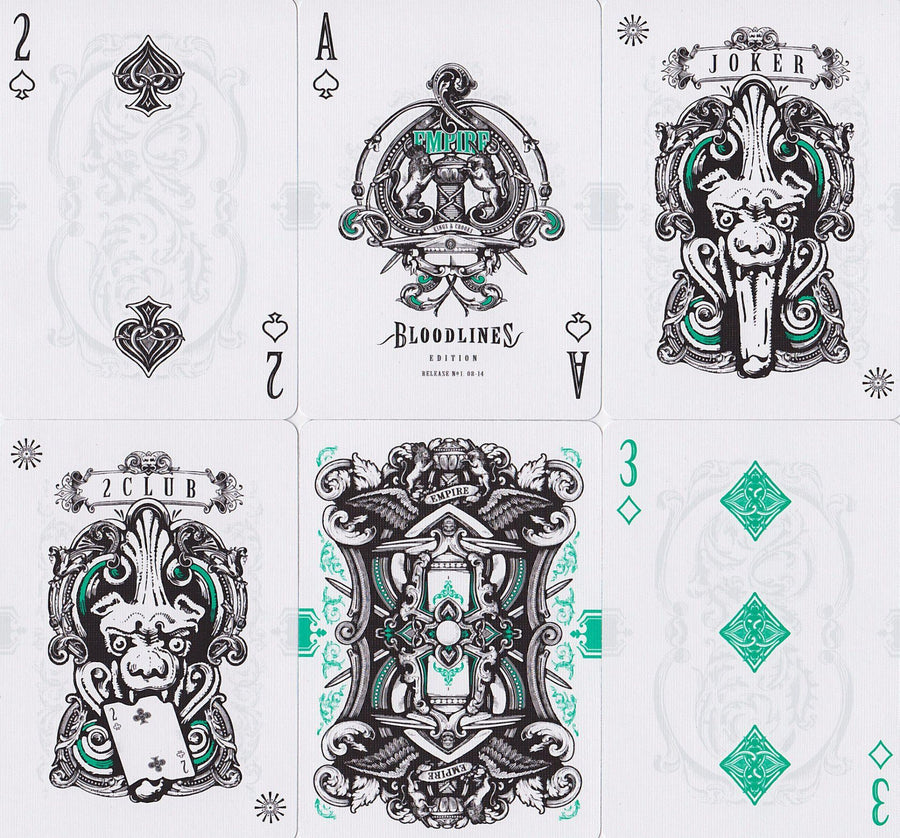 Empire: Bloodlines Playing Cards by Kings & Crooks