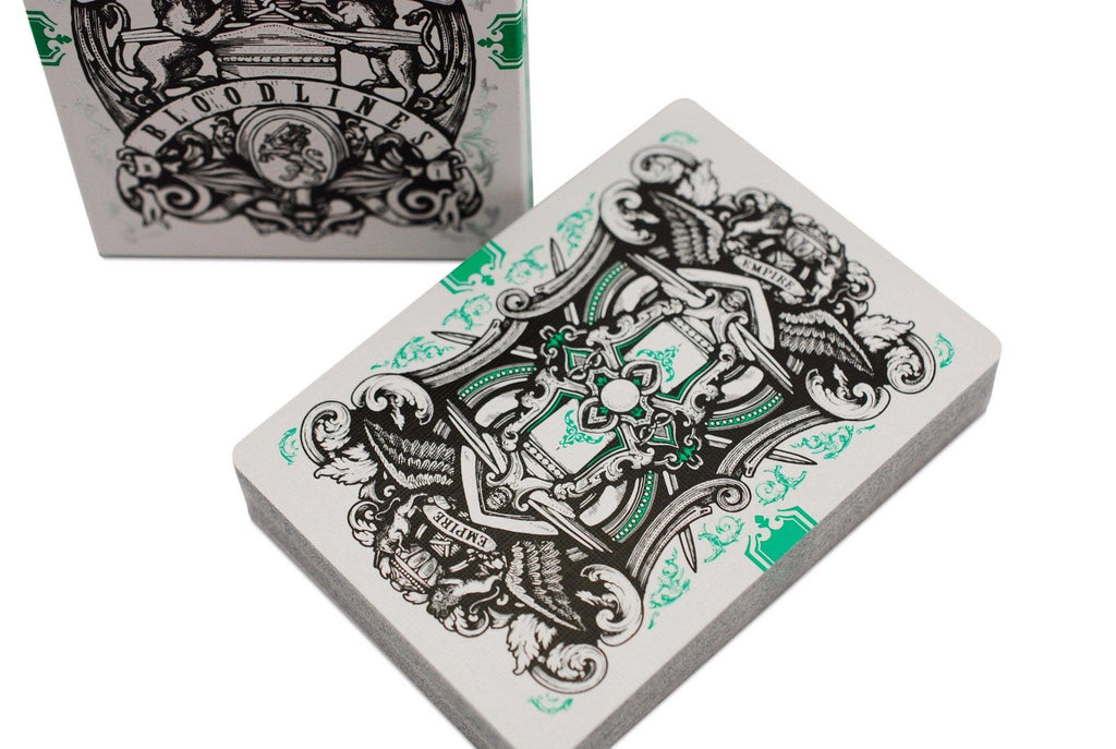 Empire: Bloodlines Playing Cards - RarePlayingCards.com - 1