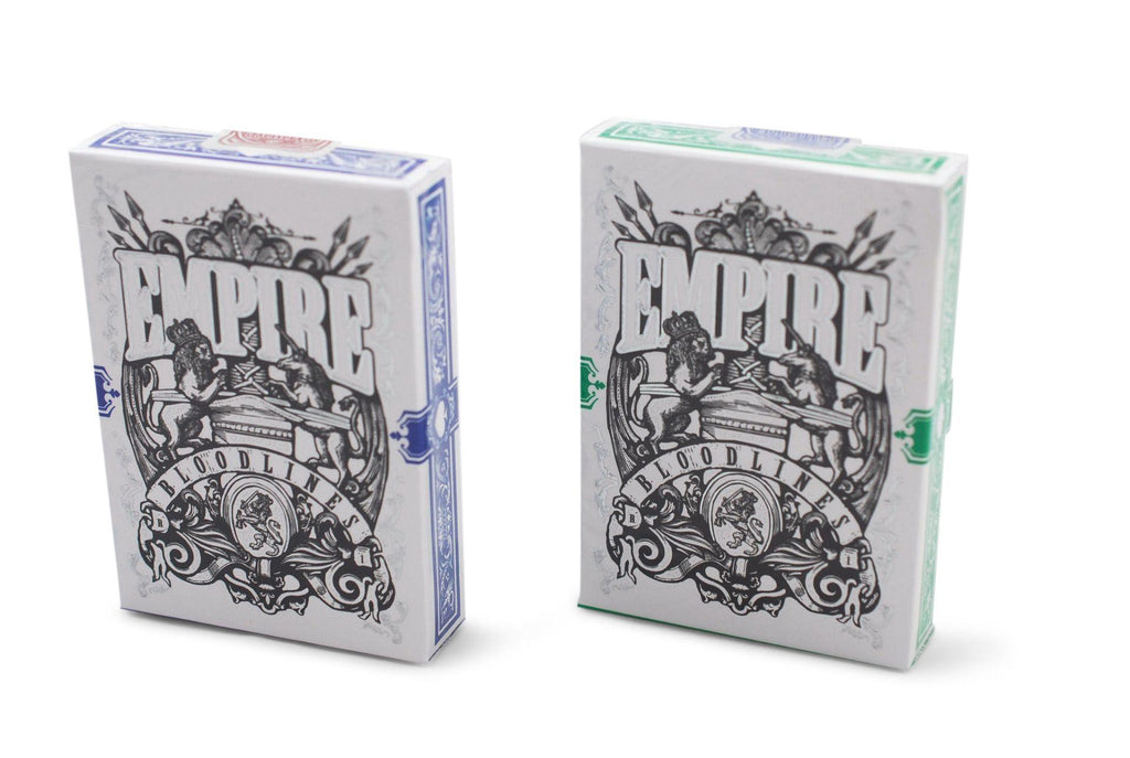 Empire: Bloodlines Playing Cards - RarePlayingCards.com - 2