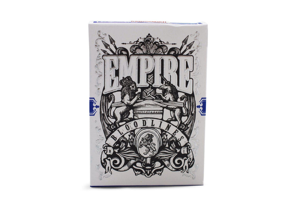 Empire: Bloodlines Playing Cards - RarePlayingCards.com - 4