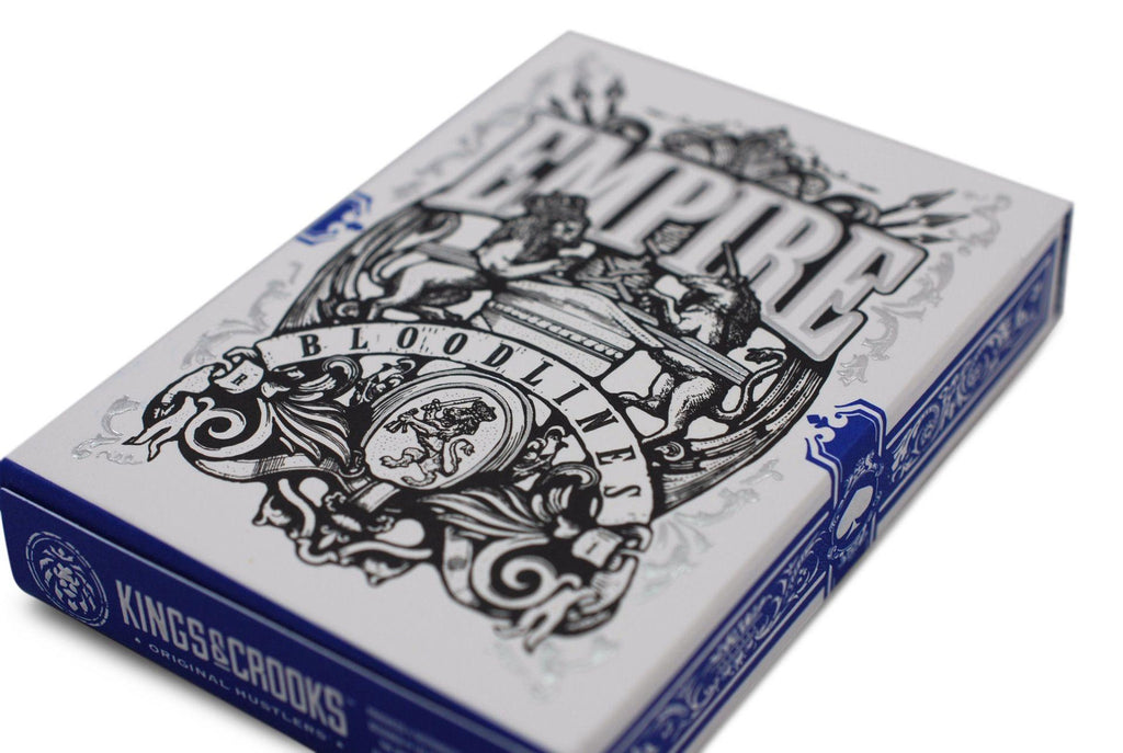 Empire: Bloodlines Playing Cards - RarePlayingCards.com - 5