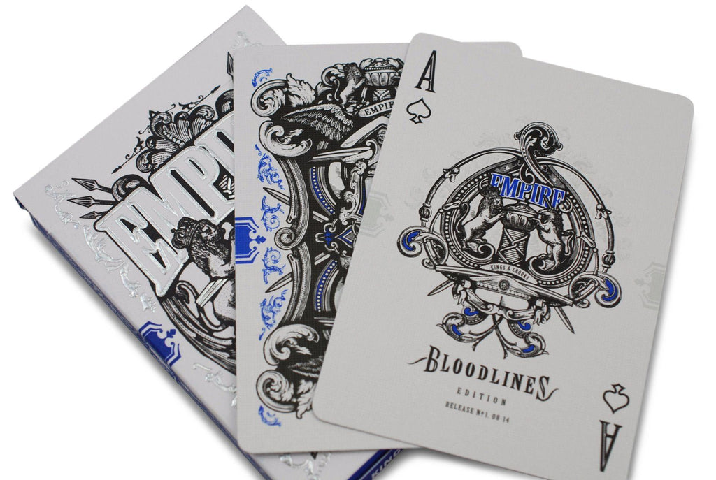 Empire: Bloodlines Playing Cards - RarePlayingCards.com - 9