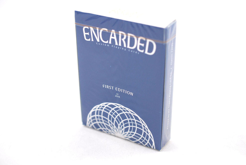 Encarded Standard 1st Edition Playing Cards by Encarded